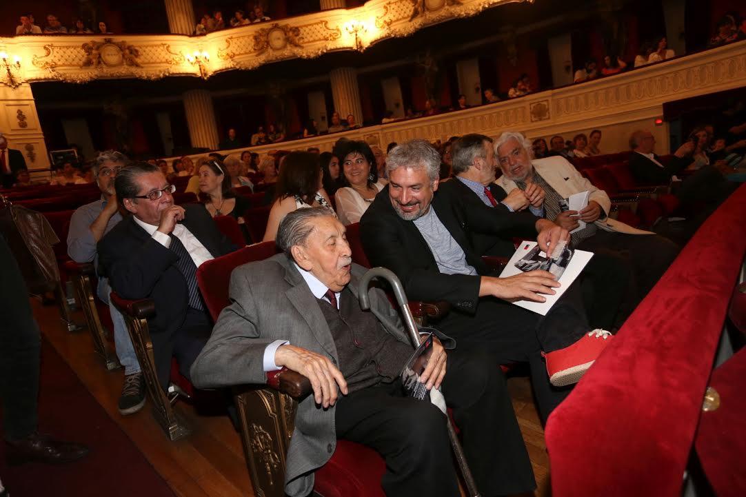 Homenaje de la Orquesta de Cámara de Chile