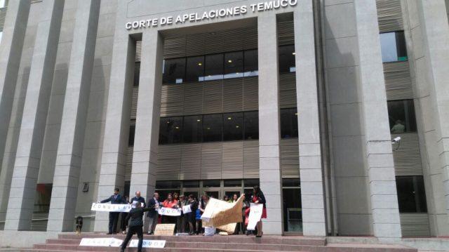 Poder judicial se ahiere al paro de la Anef en Temuco pero sólo por 1 hora