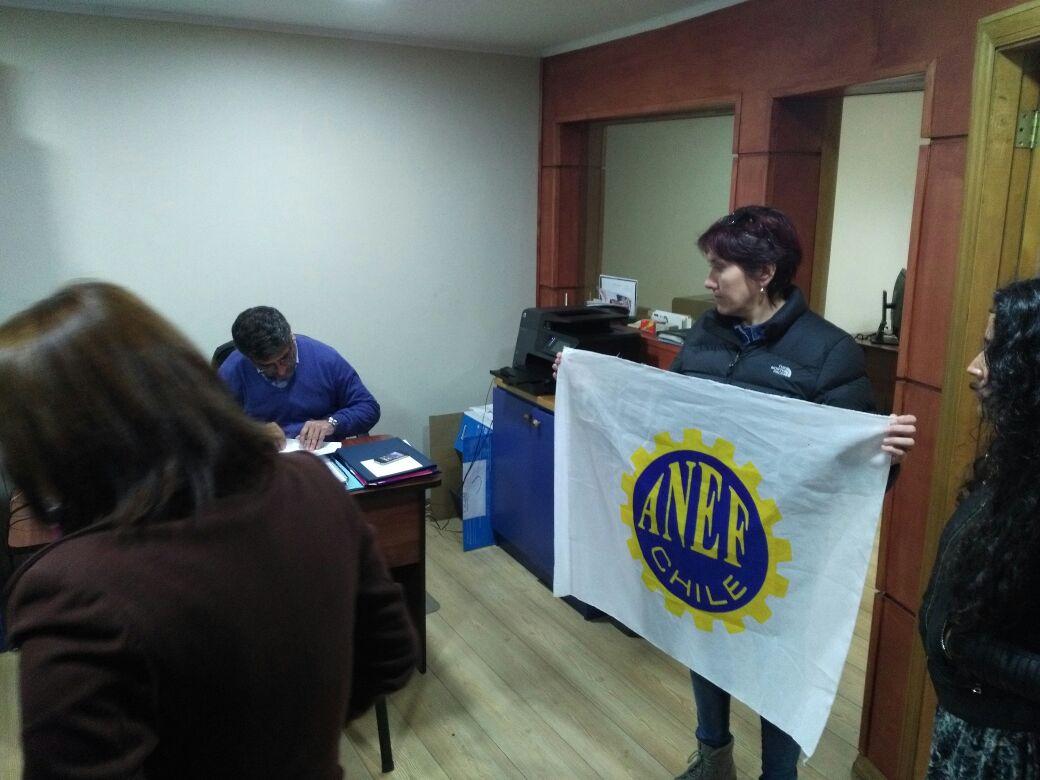 Oficina senador Quinteros