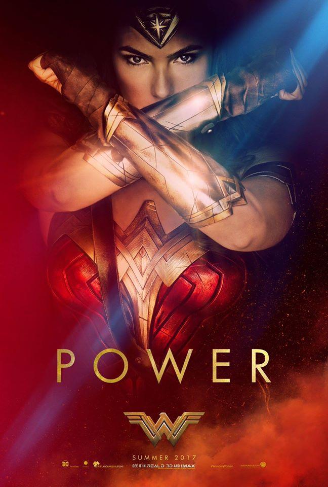 """""""Wonder Woman"""" no decepciona en su nuevo tráiler oficial"""