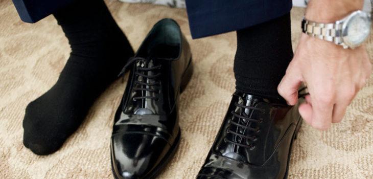 08e2d818c59 Moda masculina: cómo escoger el color ideal de zapato dependiendo del traje  | Hombre | BioBioChile