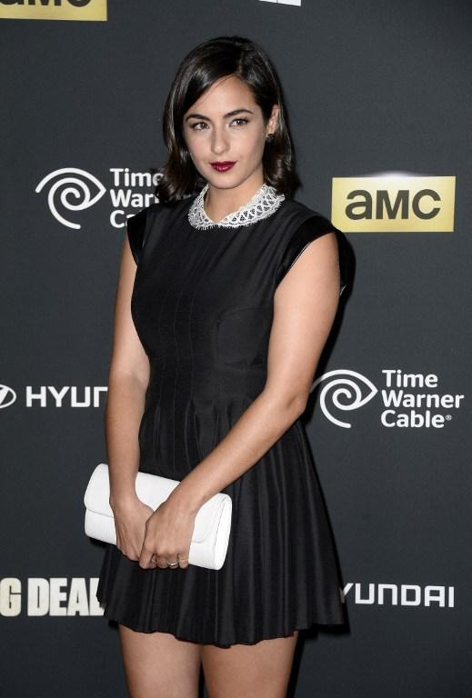 Alanna en 2013 | Frazer Harrison | Getty Images | AFP