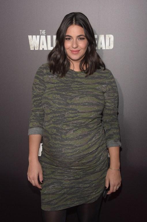 Alanna embarazada |  Theo Wargo | Getty Images | AFP