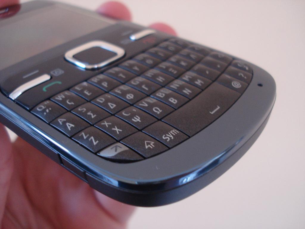 Imagen de archivo de un Nokia C3 | John Karakatsanis (CC) Flickr