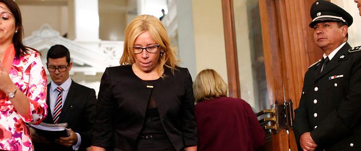 Catherine Lathrop | Foto: Agencia UNO