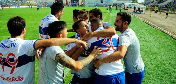 Torneo de apertura u cat lica buscar el hist rico for Viveros en temuco