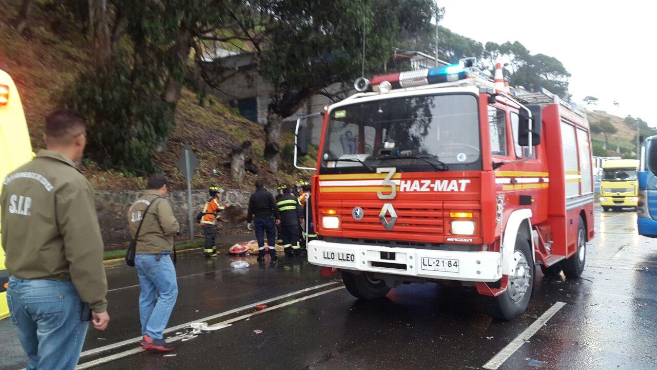 Emergencias V Región | Twitter