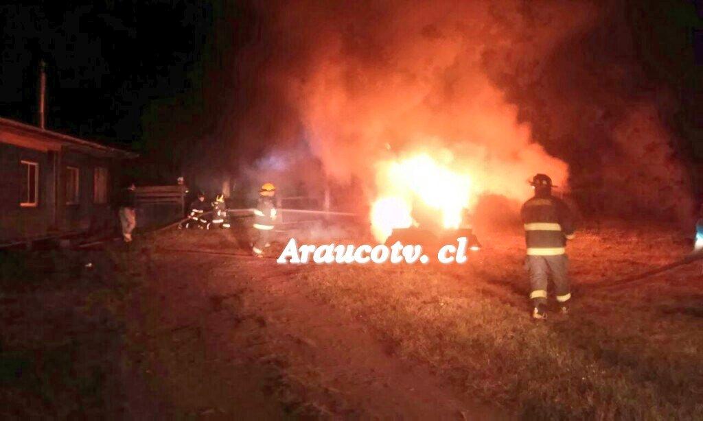 Arauco TV | Twitter