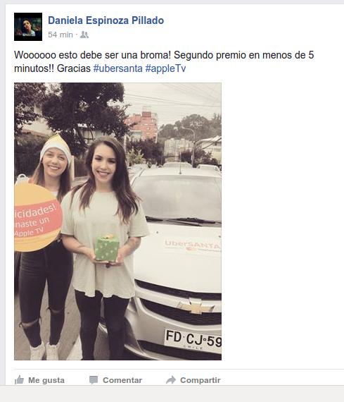 Daniela Espinoza | Facebook