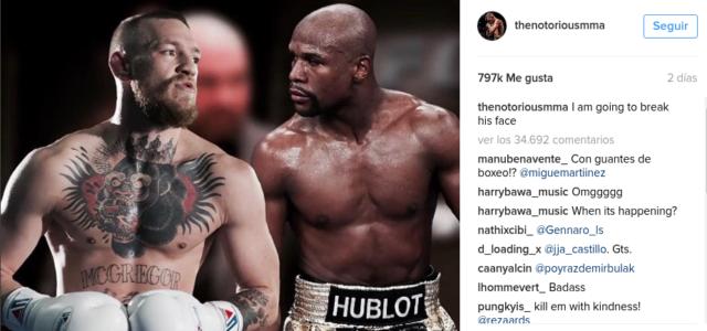 Conor McGregor | Instagram