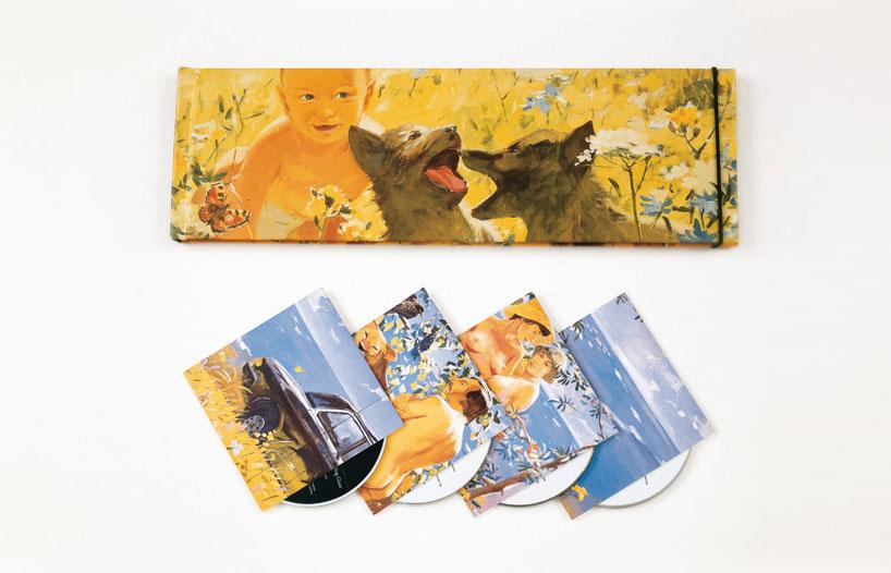 El box-set que hizo para Talking Heads   designboom.com