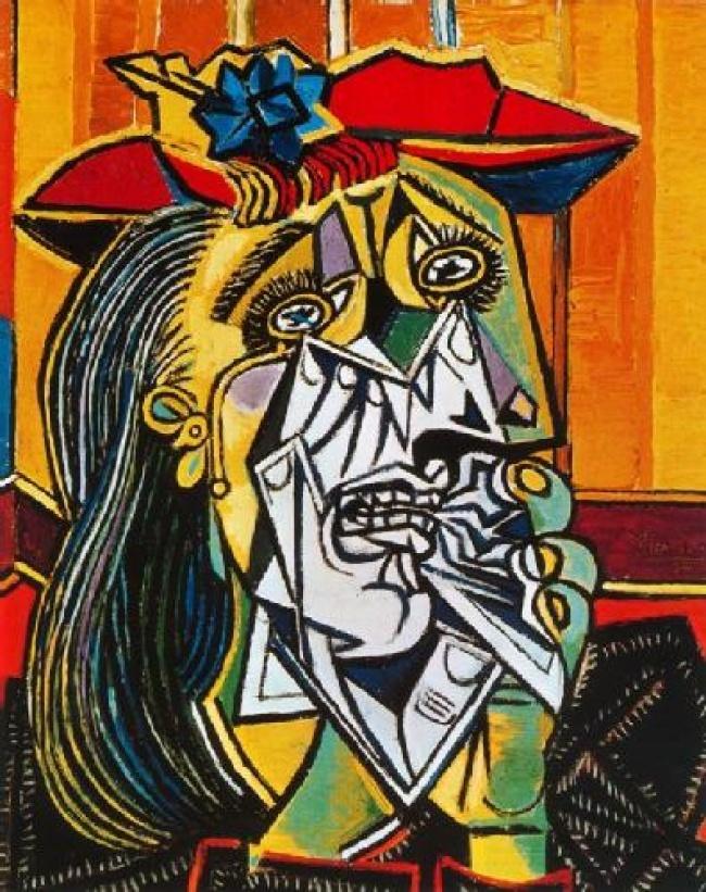 Dora Maar   Pablo Picasso