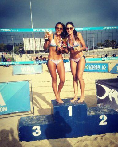 Francisca Rivas y Pilar Mardones | Twitter Francisca Rivas