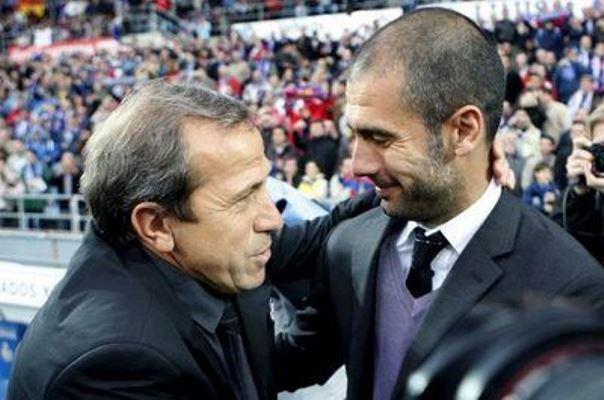 Guardiola y Muñoz | blaugranas.com