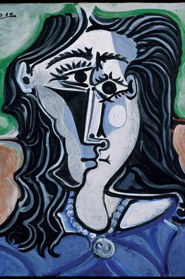 Jacqueline Roque   Pablo Picasso