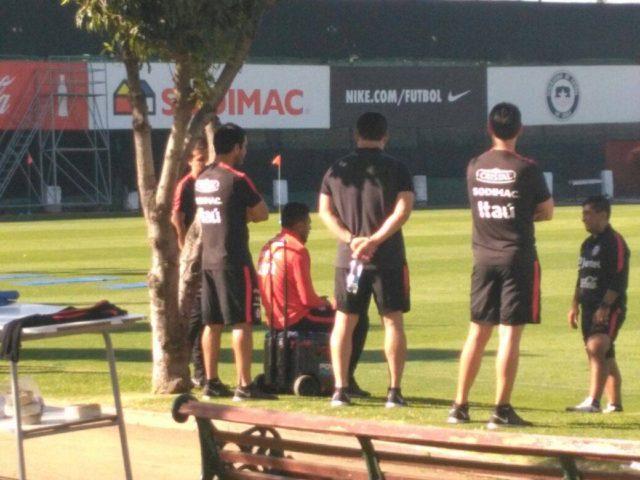 Gonzalo Jara y su lesión | Eduardo Figueroa (RBB)
