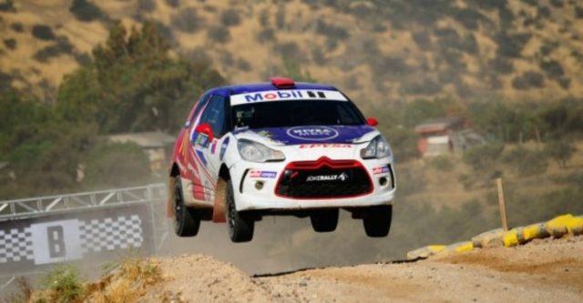 Jorge Martínez | Rally Mobil Oficial