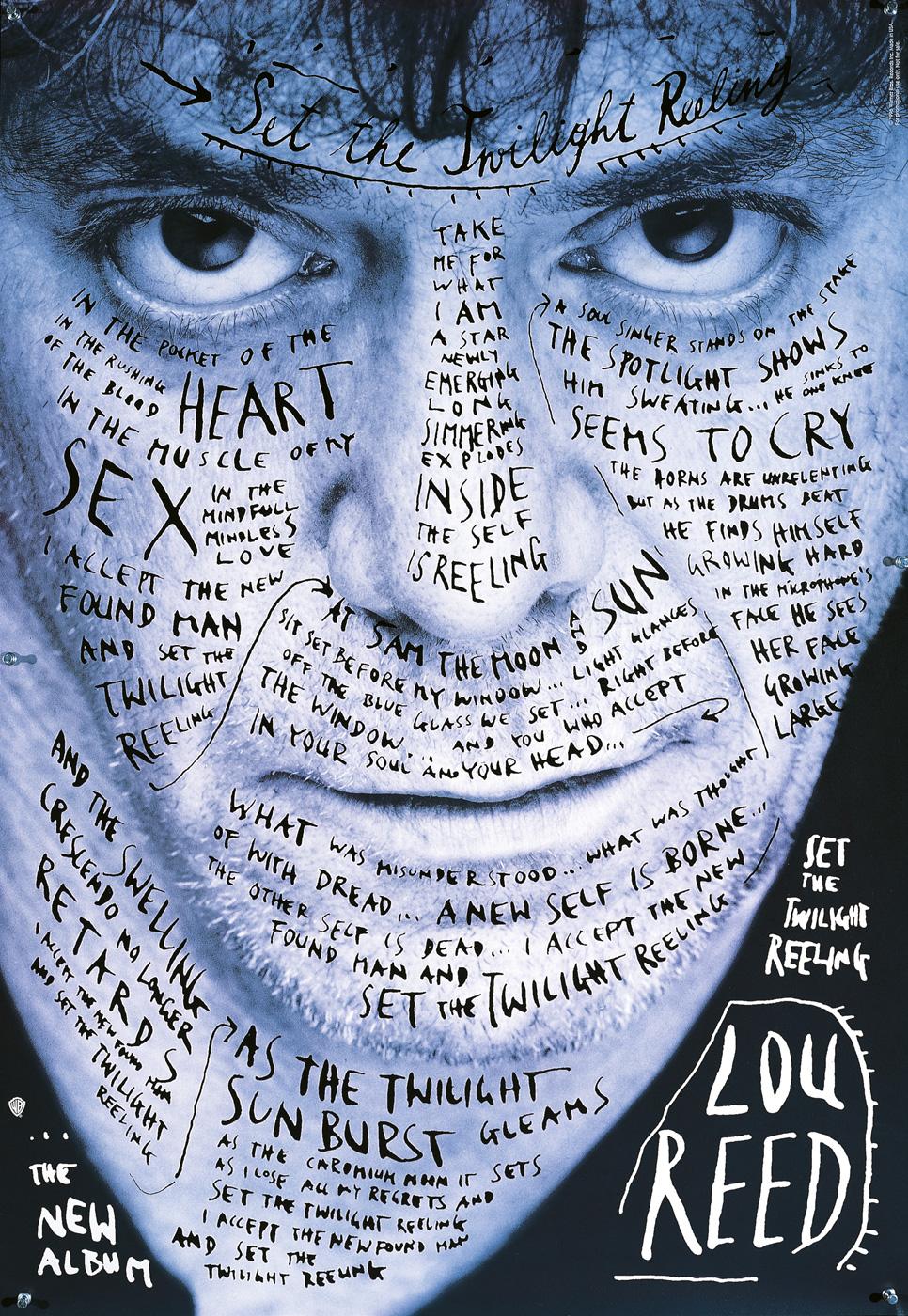 """Set the Twilight Reeling"" de Lou Reed"