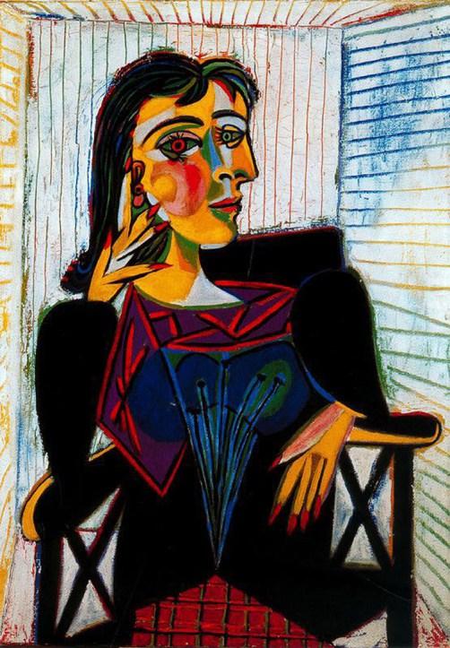 Marie- Thérése Walter   Pablo Picasso