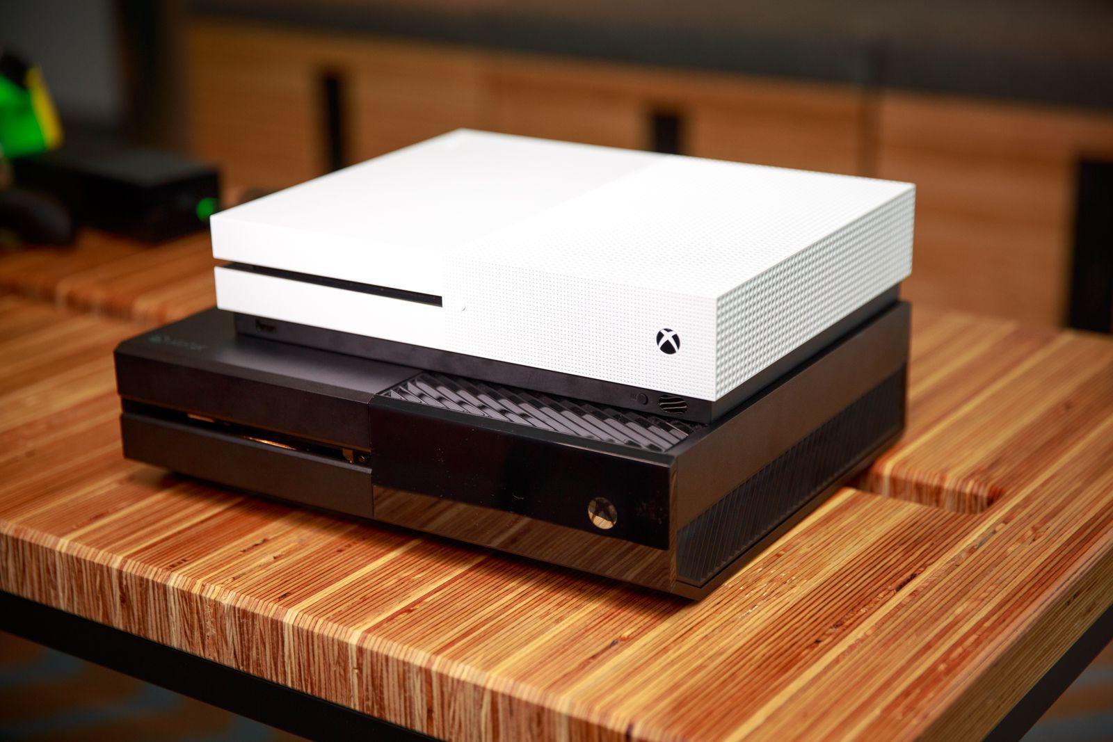 Comparación entre una Xbox one S y una Xbox One | CNet