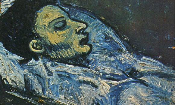 La muerte de Casagemas | Pablo Picasso