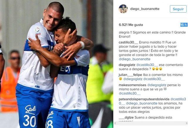 Diego Buonanotte | Instagram