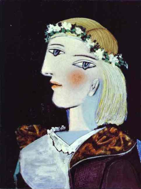 Eva Gouel   Pablo Picasso
