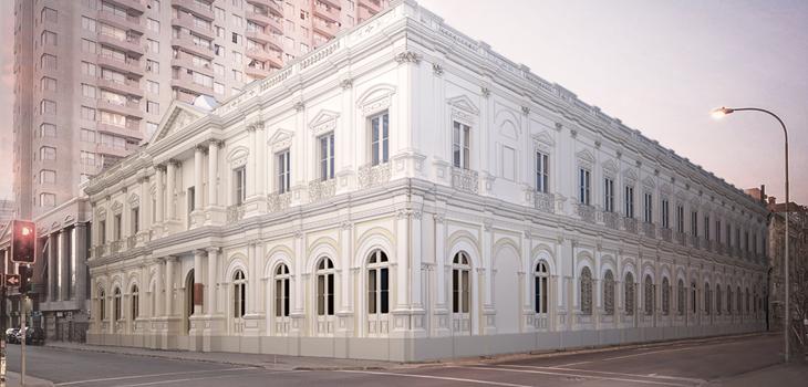 Proyecto Palacio Pereira, MOP (c)