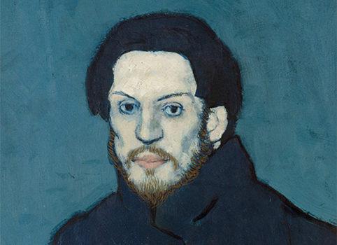 Autorretrato de Pablo Picasso | aparences.net