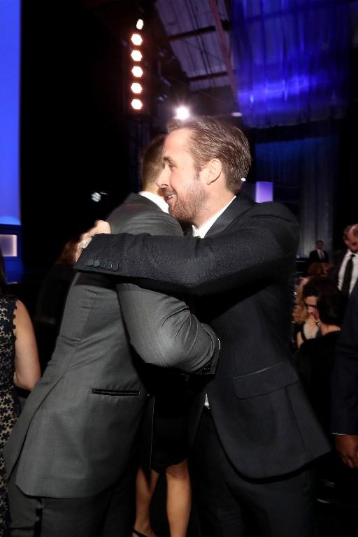 ¿Separados al nacer? Ryan Reynolds y Ryan Gosling posan juntos y sus seguidores enloquecen