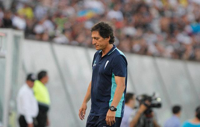 Salas y la eliminación en Copa Chile | Agencia UNO