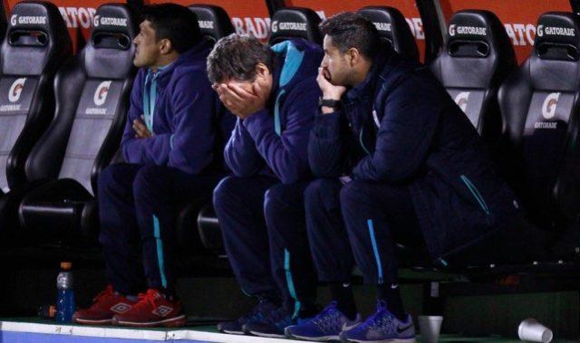 Mario Salas en eliminación con Potosí | Archivo Agencia UNO