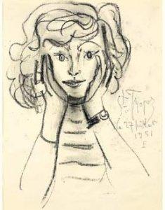 Genevieve Laporte   Pablo Picasso
