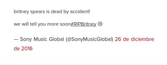 Sony Music Global | Twitter