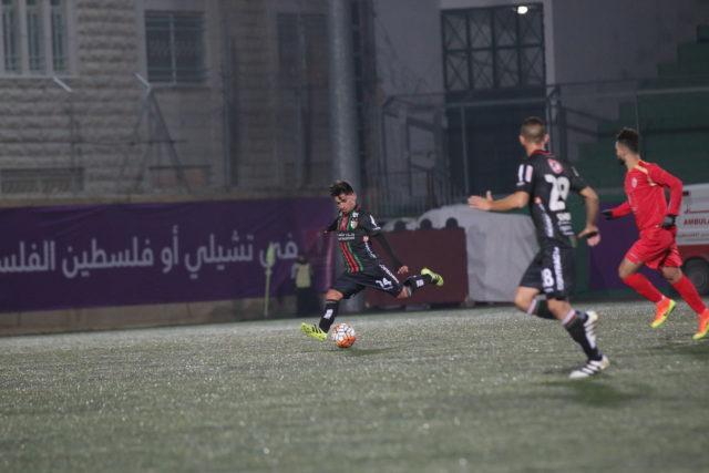 Palestino y Al Ahli   Palestino Oficial