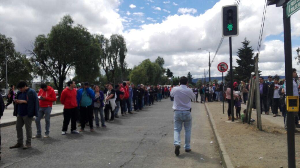 Universidad Católica campeón — Chile