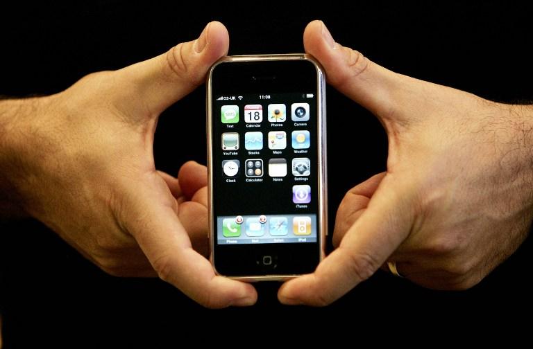 Resultado de imagen para iPhone cumple 10 años y la revolución de los smartphones continúa