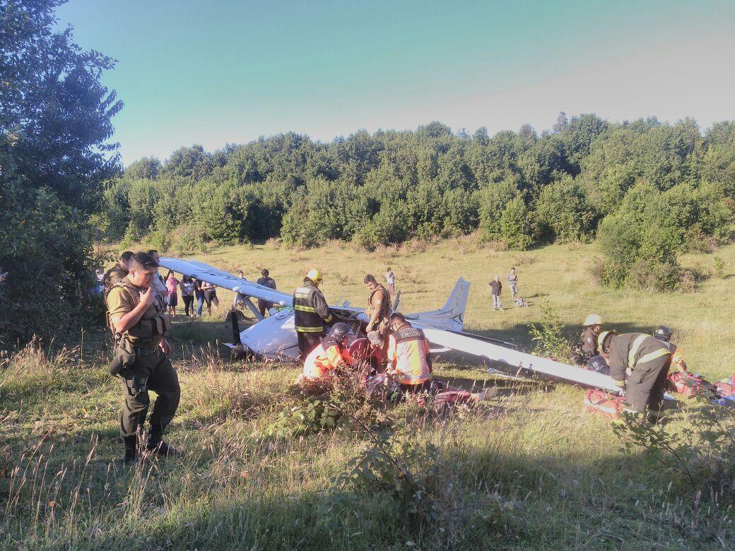 Falleció en un accidente aéreo reconocido piloto acrobático