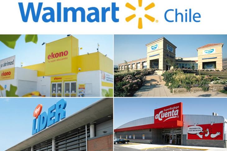 Propiedades de Walmart en Chile | El Mostrador