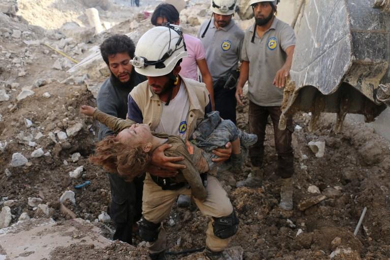 Ameer Alhalbi | AFP