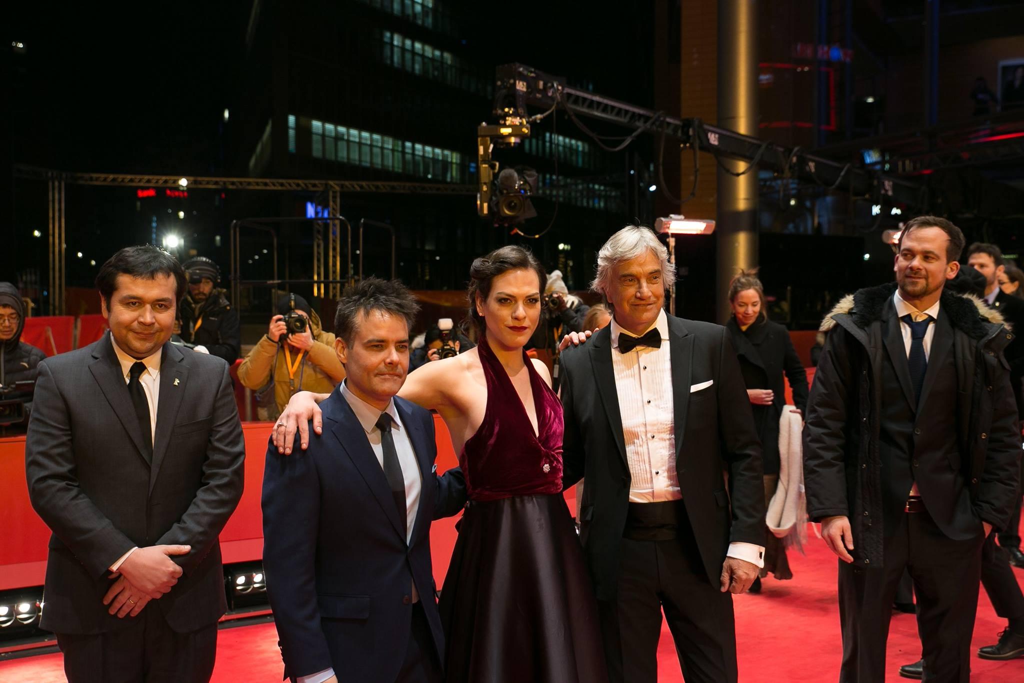Lelio,k Vega y Reyes | Facebook Cinema Chile