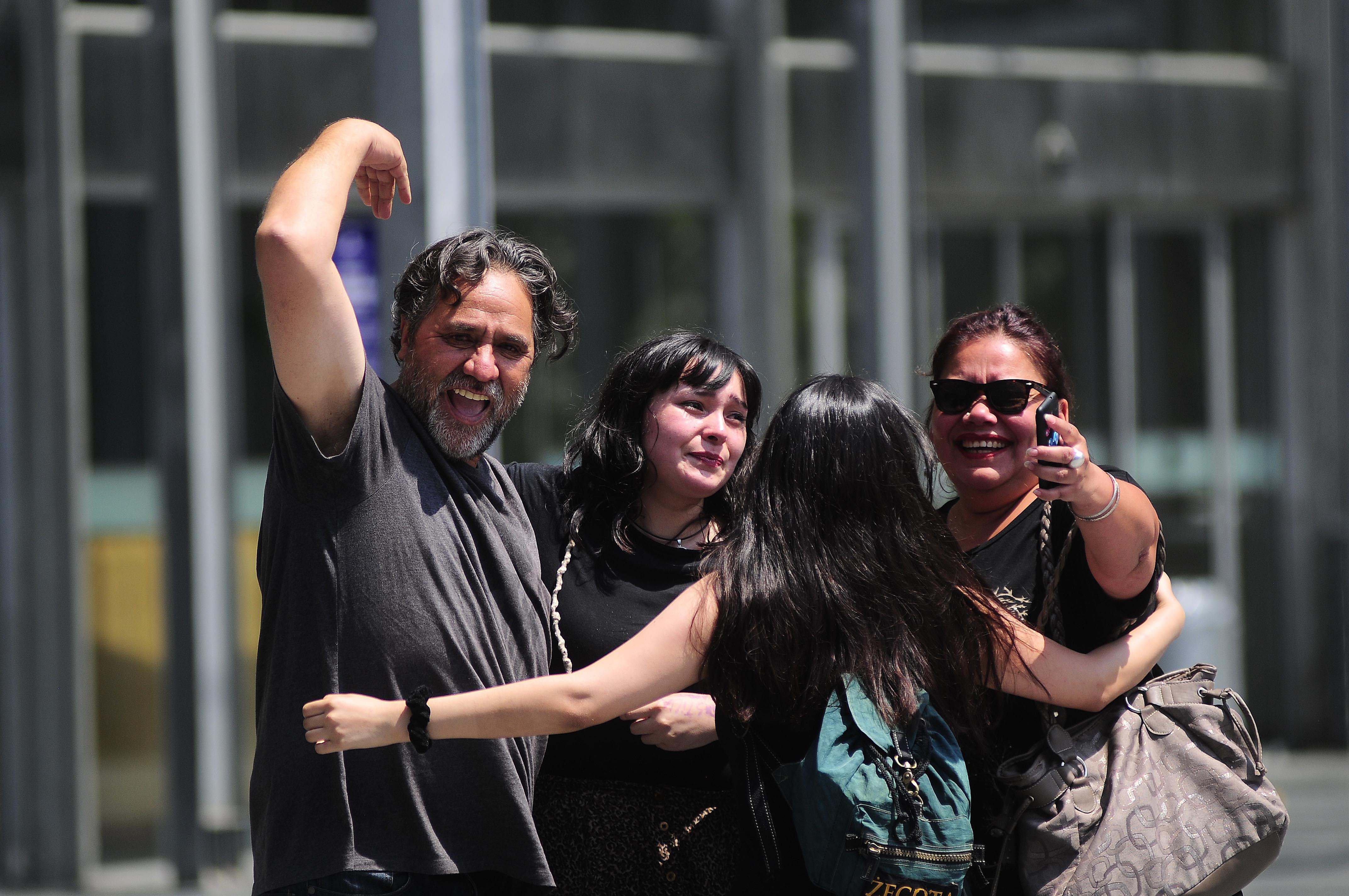 Audiencia para conocer sentencia por el ataque de la brigada de homicidio de la PDI en Condell