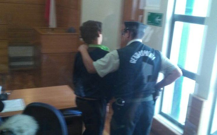 Control de detención
