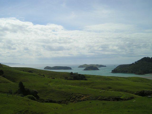 Nueva Zelanda (CC) Simon Steinberger, Pixabay