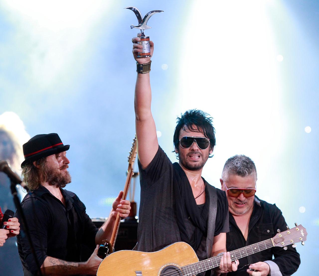Los 10 artistas que más veces se han presentado en el Festival de Viña del Mar