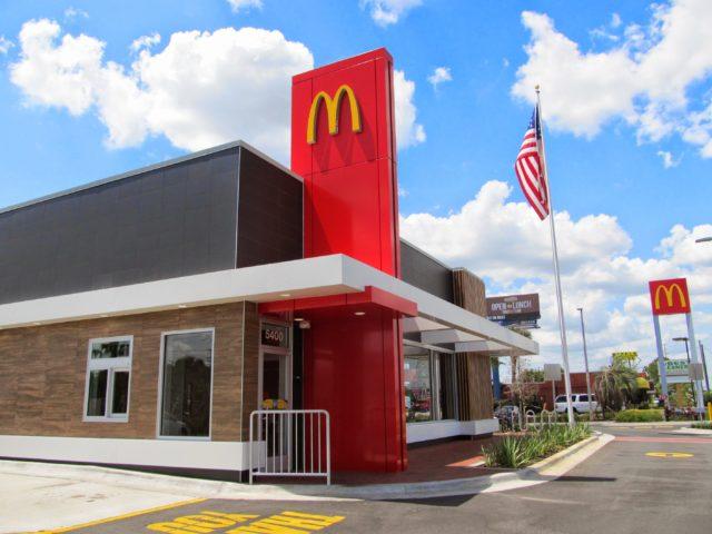 McDonalds | Miosotis Jade