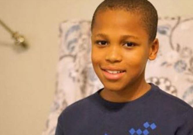 El pequeño inventor, llamado Bishop Curry V | NBC