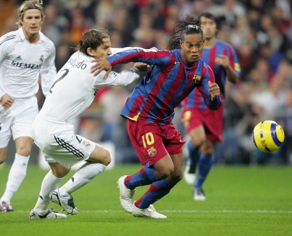 En el partido en que hinchas de Real Madrid le aplaudieron / Javier Soriano / AFP