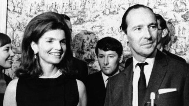 Jackie y David Ormsby Gore