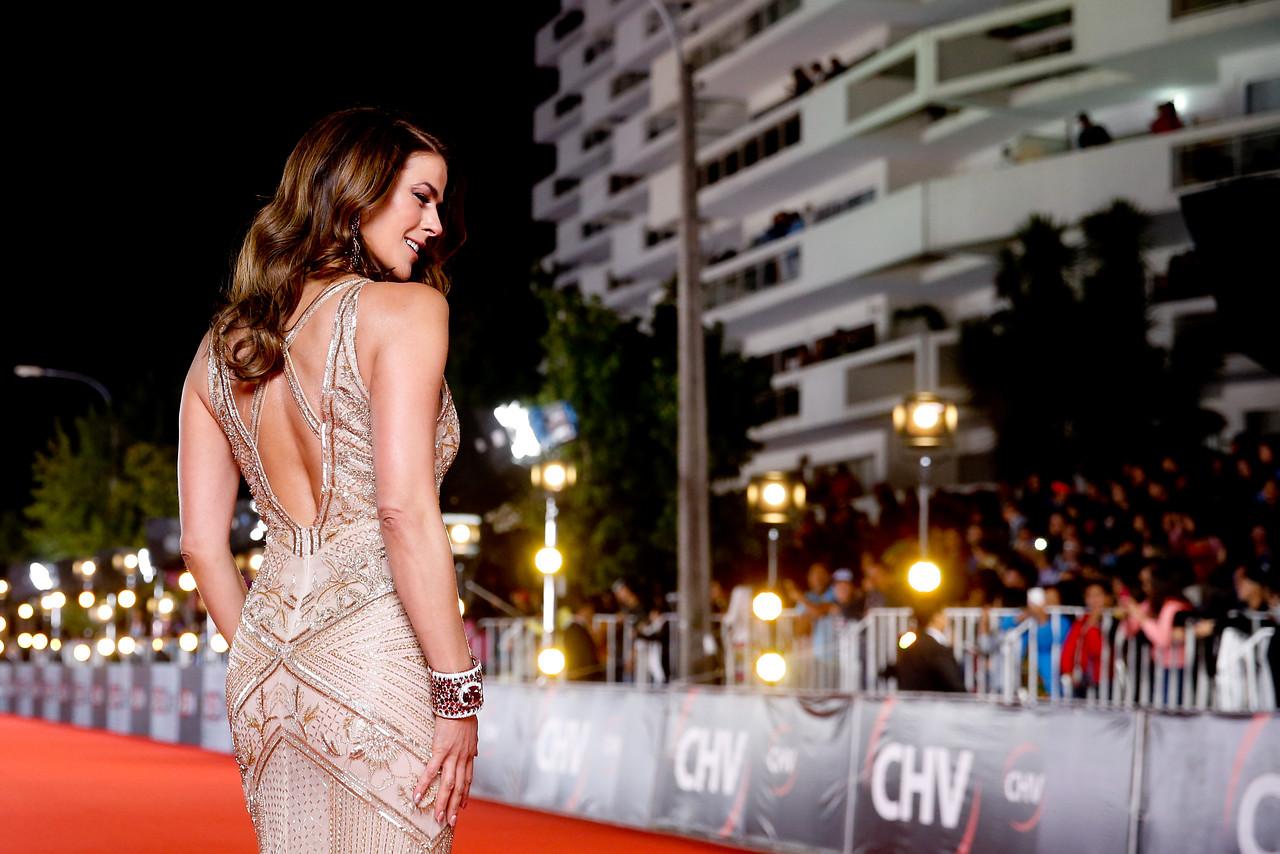 Tonka Tomicic lució un vestido que antes usó Bella Hadid... y aplastó a la supermodelo